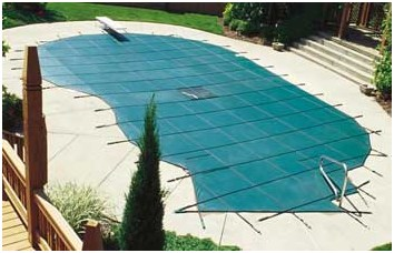 FamilyPoolFun Safety Cover